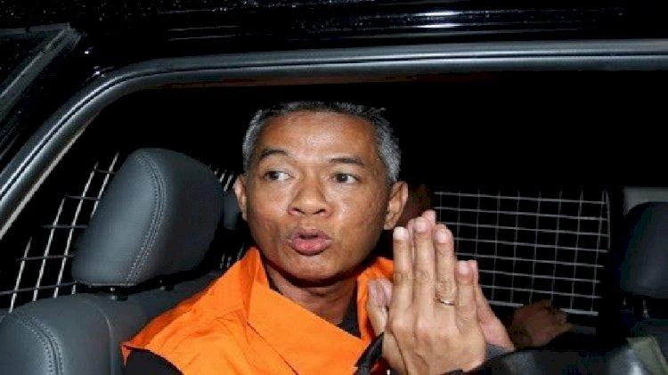 KPK Setor ke Negara Uang Rampasan Rp1 Miliar dari Eks Komisioner KPU Wahyu Setiawan