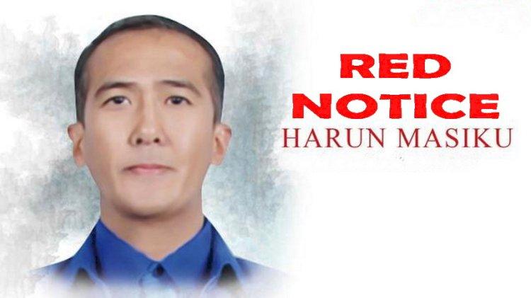 Interpol Terbitkan Red Notice untuk Harun Masiku