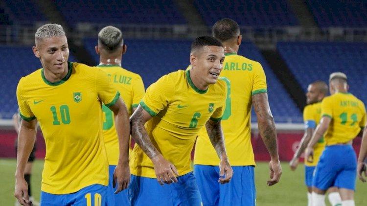 Jadwal Perempat Final Sepakbola Olimpiade: Brasil dan Jepang Berpeluang Lolos
