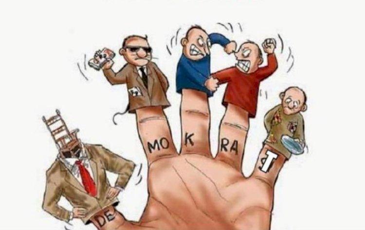 Polda Jabar Cek Laporan DPD Demokrat Terhadap Wamendes PDTT