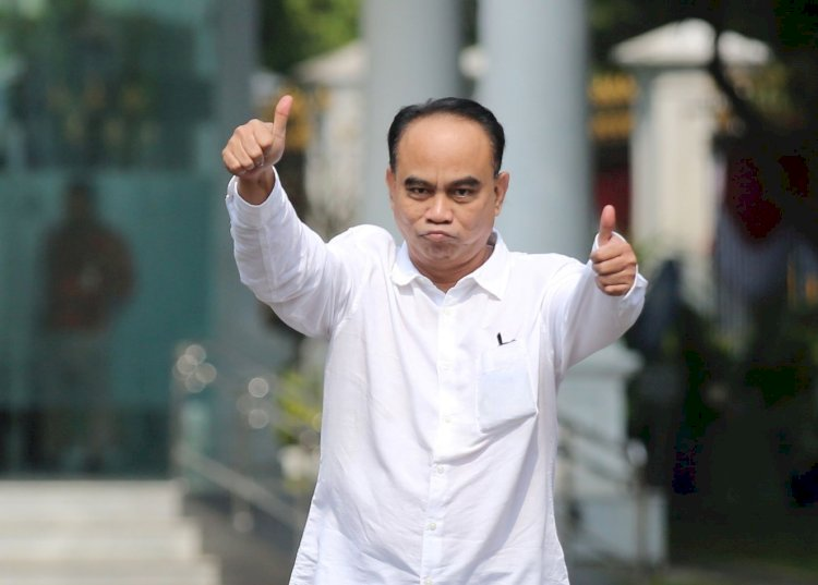Dilaporkan DPD Demokrat Jabar ke Polisi, Wamendes Budi Arie: No Comment