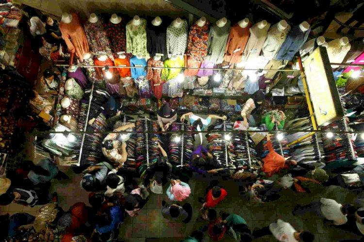 Pasar Baru Bandung, Pasar Baltos, Pasar ITC dan Pasar Andir Boleh Beroperasi Selama PPKM