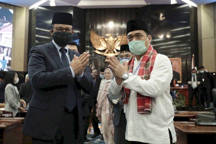 Joe Biden Sebut Jakarta Akan Tenggelam 10 Tahun Lagi, Ini Respons Wagub DKI