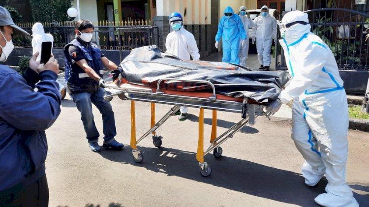 Angka Kasus Kematian Harian Covid-19 di Bandung Tunjukkan Penurunan