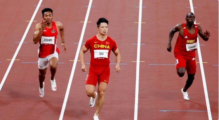 Sprinter Lalu Zohri Gagal Tembus Semifinal 100 Meter