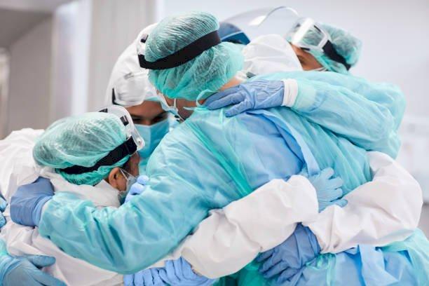 KSP: Tenaga Kesehatan Mulai Kelelahan Lakukan Contact Tracing