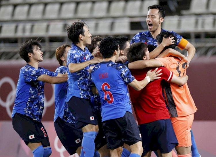 Kalahkan Selandia Baru Lewat Adu Penalti, Jepang Lolos ke semifinal