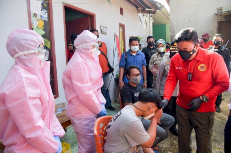BIN Siapkan Vaksinasi Covid-19 dan Bansos di Banten, Jabar, dan Jatim
