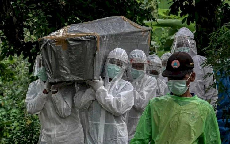 Akibat Varian Delta, Angka Kematian Global Naik 10 Persen