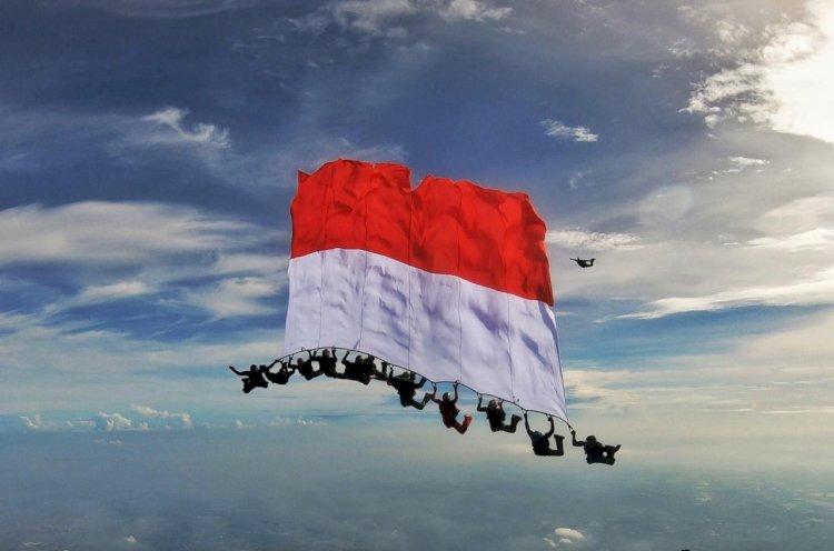 Pemerintah Imbau Peringatan HUT RI ke-76, Pasang Bendera Merah Putih 1-31 Agustus