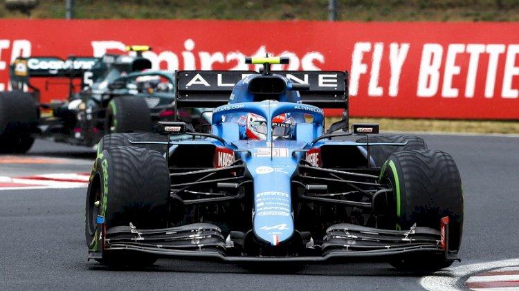 Esteban Ocon Secara Mengejutkan Rebut Juara di F1 GP Hongaria