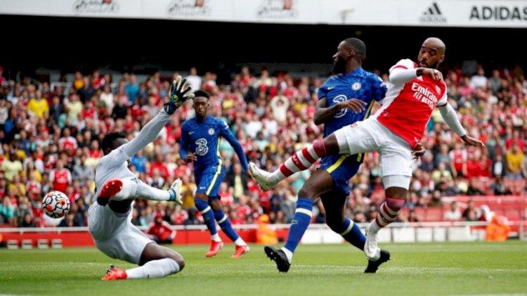 Arsenal Dipaksa Menyerah 1-2 dari Chelsea dalam Laga Uji Coba