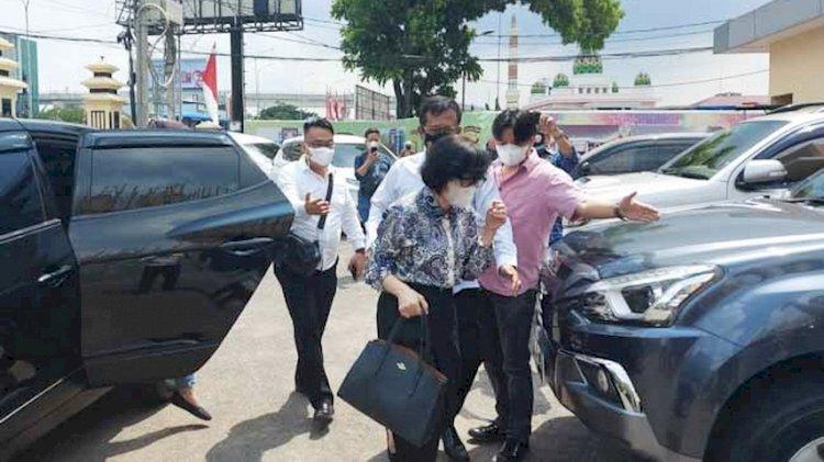 Anak Akidi Tio Dikabarkan Punya Kasus di Polda Metro Jaya