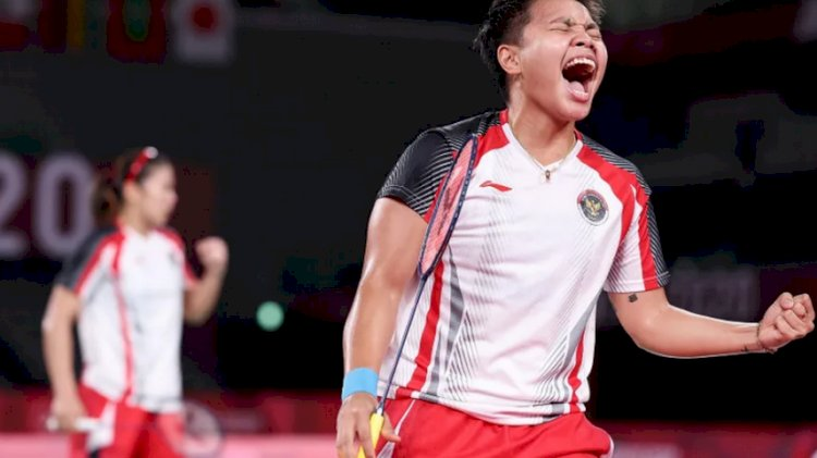 Tambah Satu Emas, Indonesia Naik ke Posisi 36 Perolehan Medali