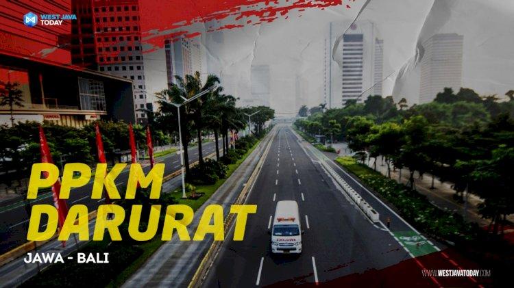 Selain Pulau Jawa dan Bali,  45 Kabupaten/Kota Terapkan PPKM Level 4