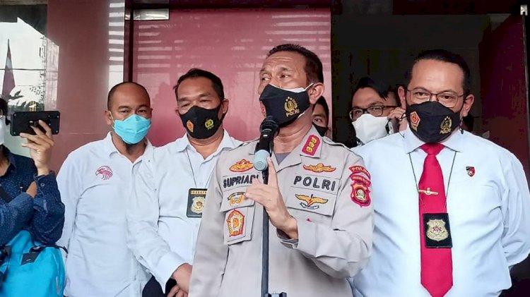 Kabid Humas Polda Sumsel Bantah Pernyataan Status Tersangka Anak Akidi Tio