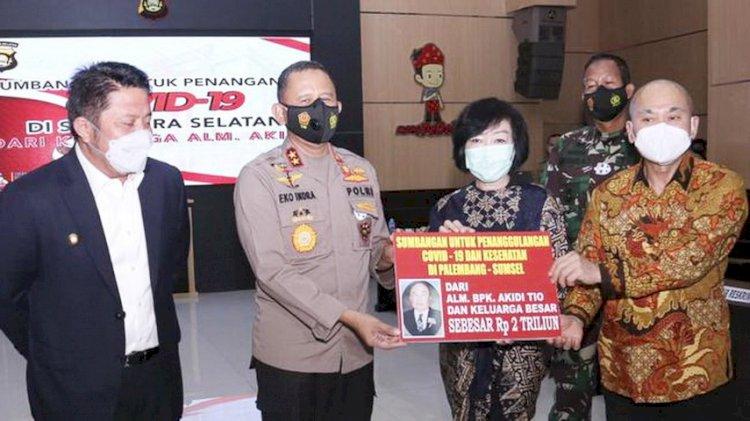 Misteri Duit Rp2 T Akidi Tio Sama dengan Kasus Hoaks Ratna Sarumpaet