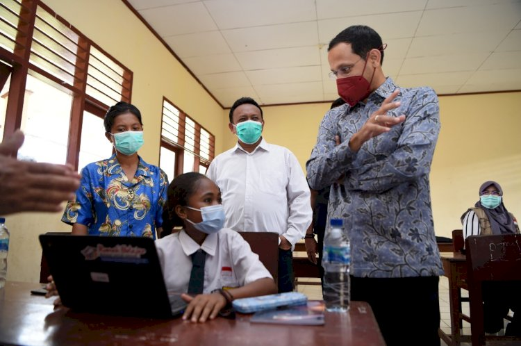 KPK Awasi Program Kemendikbud Ristek, Pengadaan Laptop untuk Bantuan Sekolah