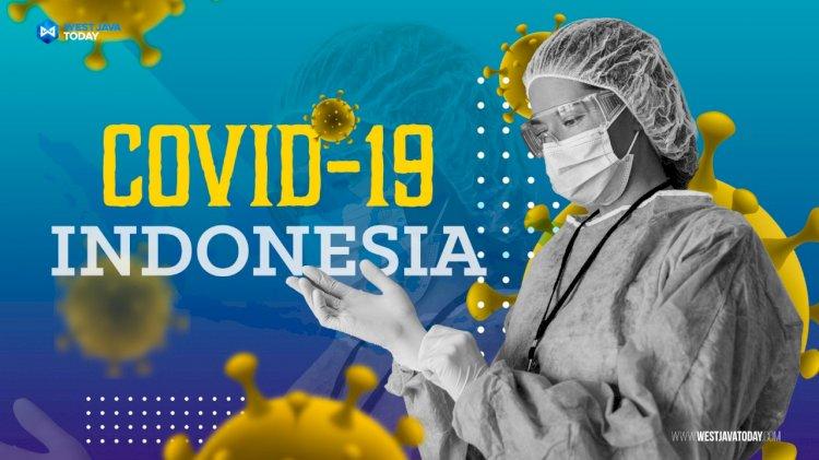 Sebaran Kasus Covid-19 di Indonesia Pada 5 Agustus 2021; Jabar Sumbang 4.718 Kasus Baru