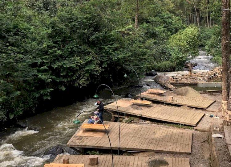 Objek Wisata di Kota Bandung Belum Diizinkan Beroperasi