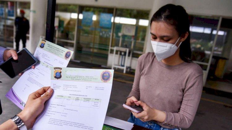 Tempat Fotokopi di Bekasi Jual Surat Vaksin dan Hasil Tes Palsu Rp15 Ribu