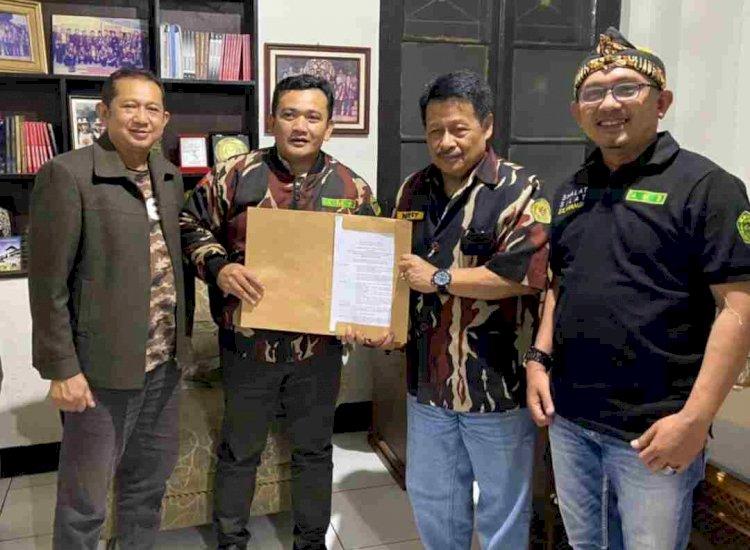 Kadisdik Dedi Supandi Resmi Jadi Sekretaris Dewan Pembina Angkatan Muda Siliwangi Periode 2021-2026