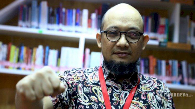 Tolak Temuan Ombudsman,KPK Tegaskan Novel Baswedan dkk Masih Dibebastugaskan
