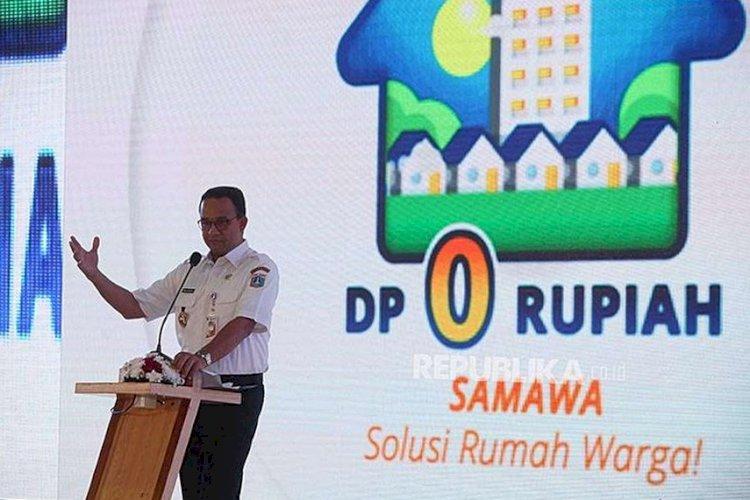 KPK Dalami Anggaran Pembelian Tanah untuk Rumah DP 0 Rupiah