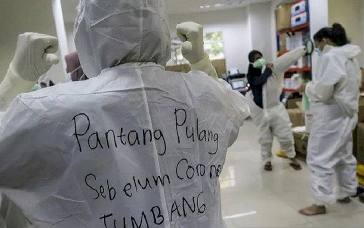 Persatuan Perawat Nasional Sebut Banyak Kepala Daerah Tidak Peduli Insentif Nakes