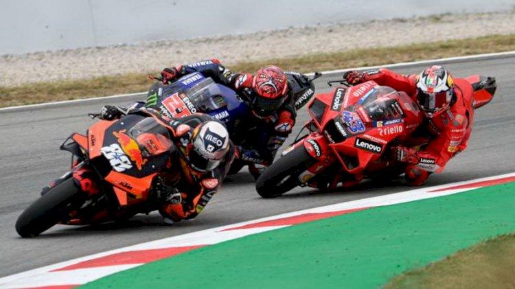 Hasil Latihan Bebas 2 MotoGP Styria: Savadori Tercepat, Rossi ke-22