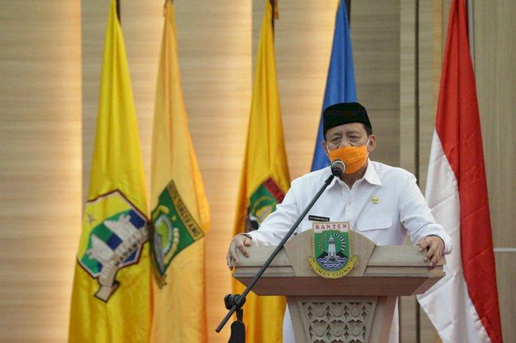 Dituding Salahgunakan Bansos Untuk Pesantren, Ini Kata Gubernur Banten