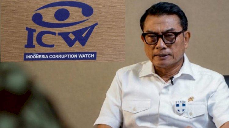 Soal Somasi, ICW Sebut Kuasa Hukum Moeldoko Keliru