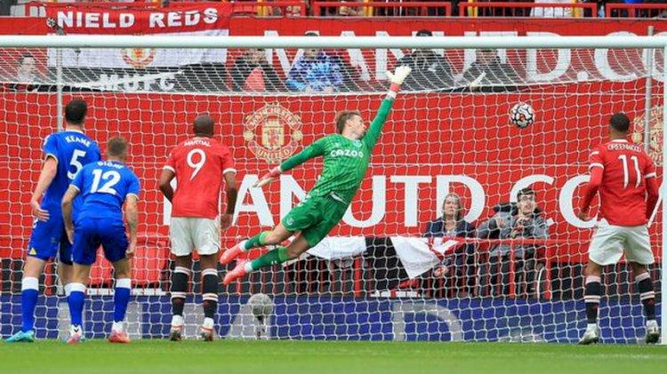 Laga Uji Coba Pramusim: Manchester United Hajar Everton 4-0