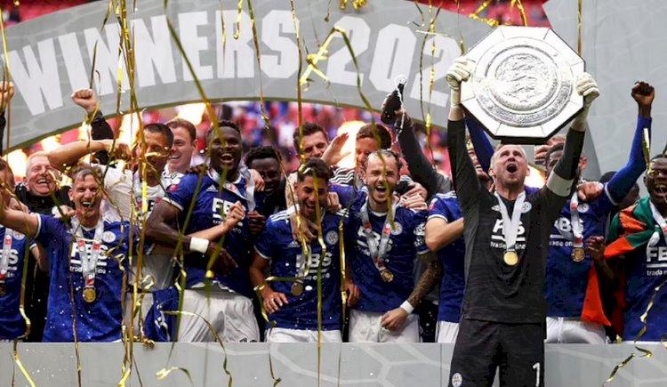 Community Shield: Man City Kalah 0-1 dari Leicester