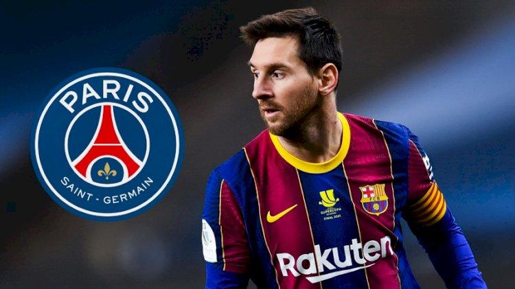 Presiden Barcelona Konfirmasi Messi Bakal Berlabuh ke PSG