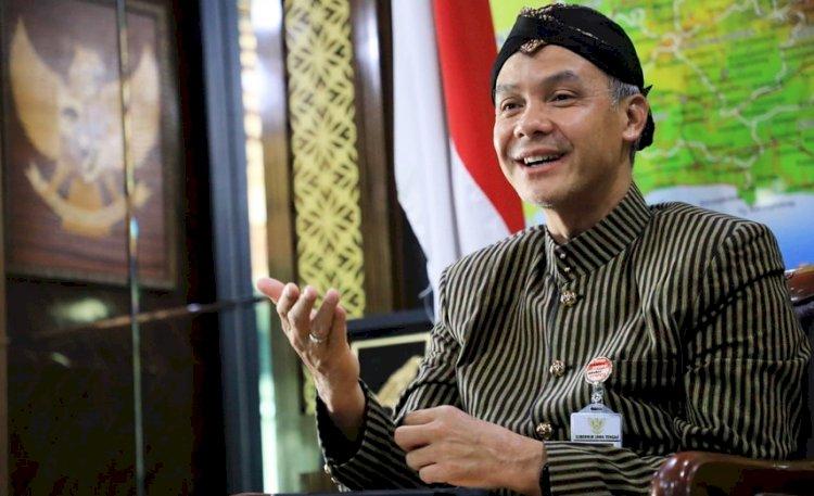 Survei: Elektabilitas Ganjar Pranowo Tertinggi, Disusul Prabowo, dan Ridwan Kamil