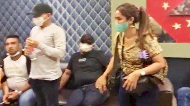 Anggota DPRD Labuhan Batu Utara Kena Razia PPKM saat Dugem dan Positif Narkoba