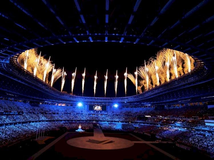 Olimpiade Tokyo 2020 Resmi  Ditutup