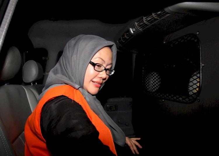 Mantan Gubernur Banten Ratu Atut Ajukan Peninjauan Kembali Kasus Suap Akil Mochtar ke MA