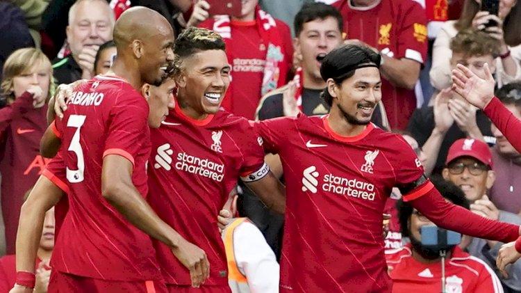 Laga Pramusim: Liverpool Hajar Osasuna 3-1