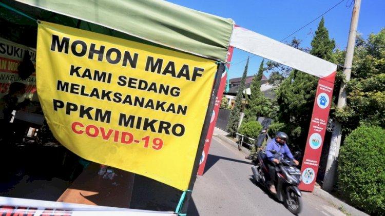 Khusus Luar Jawa-Bali, PPKM Diperpanjang Dua Pekan