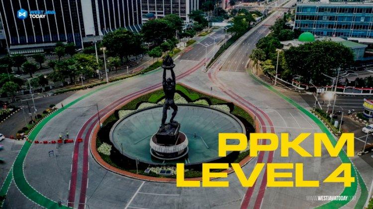 PPKM Diperpanjang: ini Aturan Lengkap Mendagri untuk Level 4 dan 3