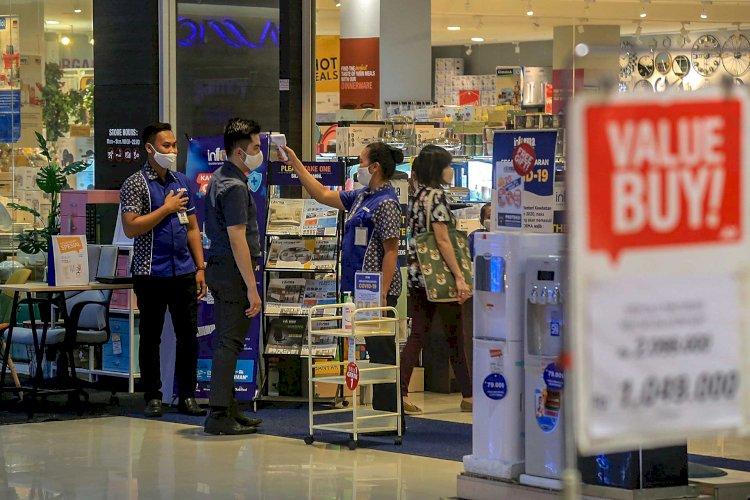 Pemkot Bandung Siapkan Uji Coba Pembukaan Mal dan Posko Vaksinasi Covid-19