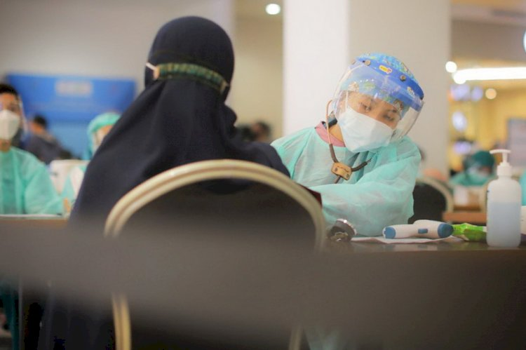 Dinkes Kota Bandung Dorong Vaksinasi Bagi Pengunjung Mal dan Pusat Perbelanjaan