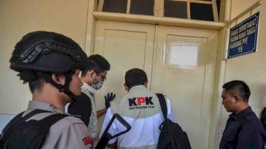Sita Dokumen, KPK Geledah Kantor dan Rumah Dinas Bupati Banjarnegara