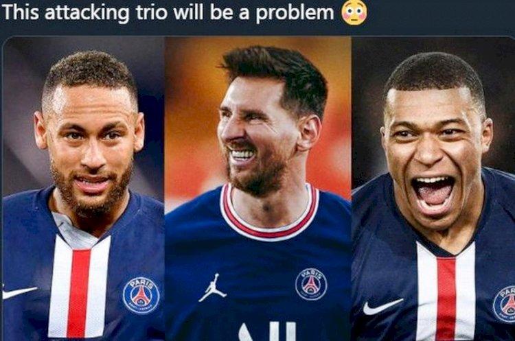 PSG Bak Tim Impian di PlayStation, Trio Striker dengan 200 Gol di Liga Champions