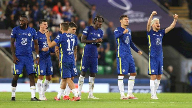 Piala Super Eropa: Chelsea Menang Lewat Drama Adu Penalti