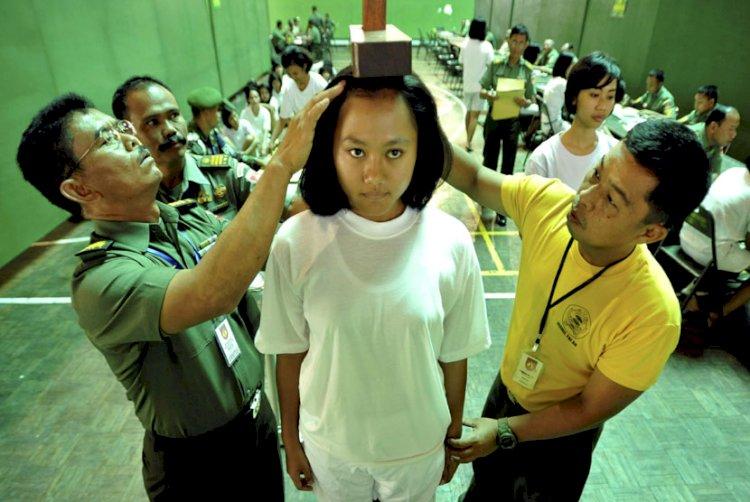 Polemik Tes Keperawanan Calon Kowad TNI AD, Komnas HAM Dukung KSAD untuk Hapus
