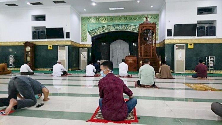 Aturan Lengkap Kemenag soal Pelaksanaan Ibadah saat Perpanjangan PPKM