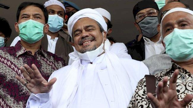 Kembali Ditahan, Tim Kuasa Hukum Habib Rizieq Buat Aduan ke Komisi Yudisial